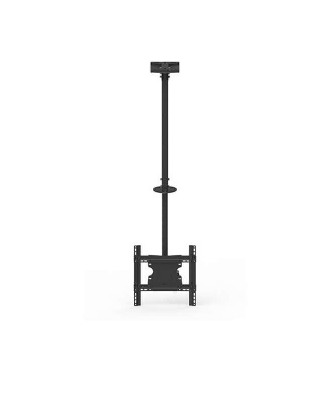 Staffa a soffitto per monitor verticale MB5460