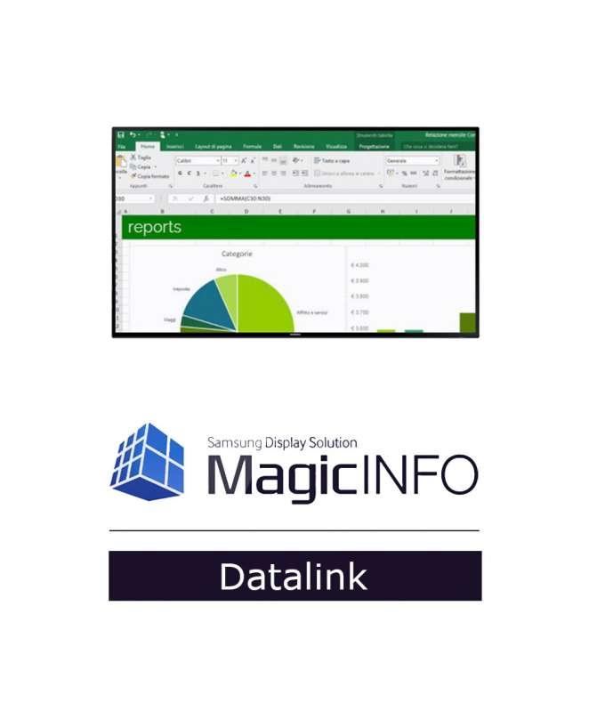 MagicInfo Datalink