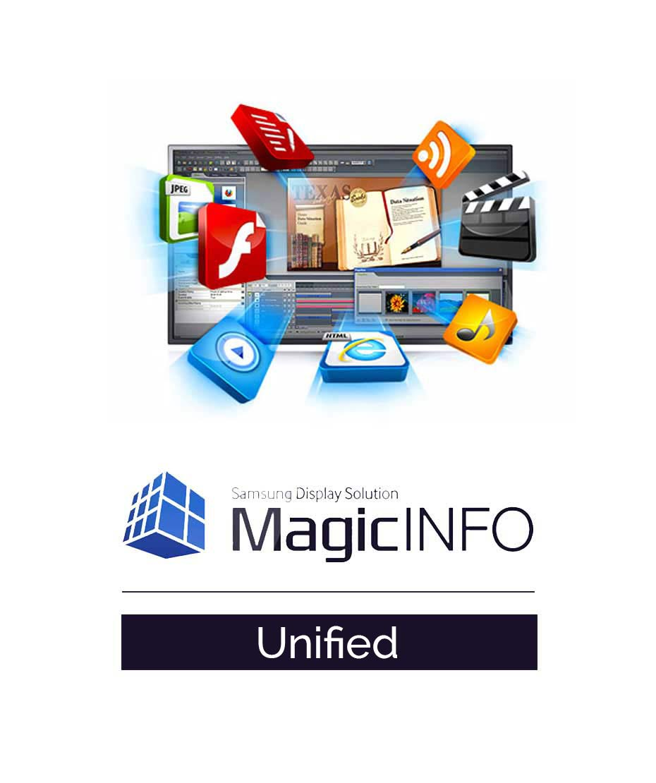 MagicInfo Unified