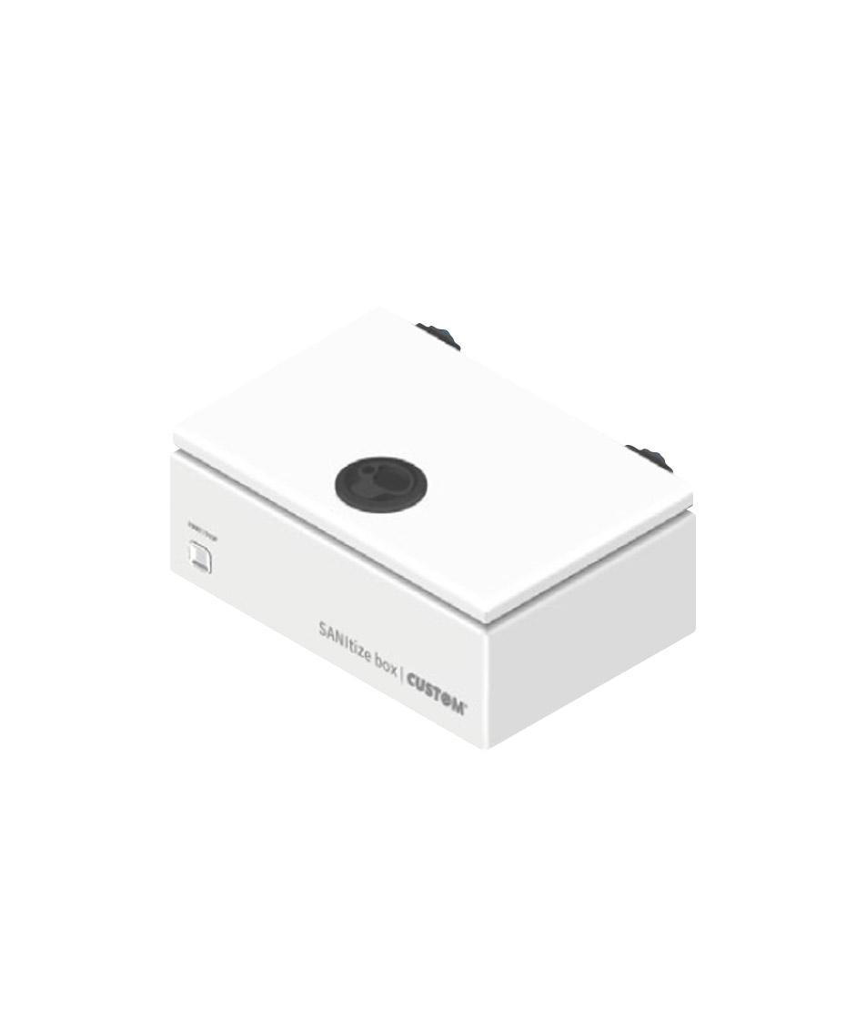 SANItize box sistema di sanificazione ad ozono mod. Small
