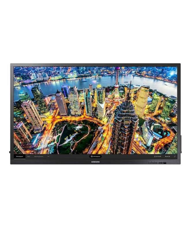 Monitor Led 75 Pollici Professionale Samsung Mod. QB75H-TR