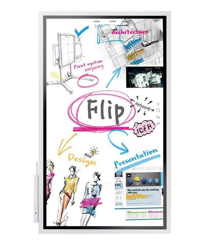 Monitor Led 55 Pollici Professionale Samsung Mod. WM55H
