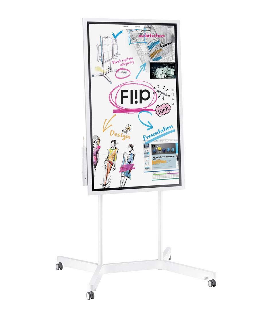 "Lavagna multimediale Samsung FLIP 55"""