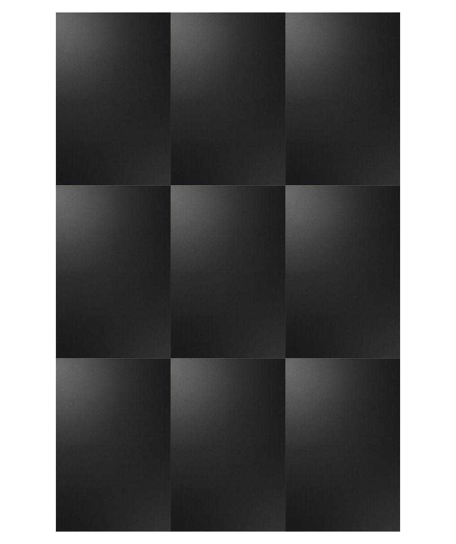 Samsung led per interni mod. IF040H-D configurazione 3x3 dimensione 144x216 cm