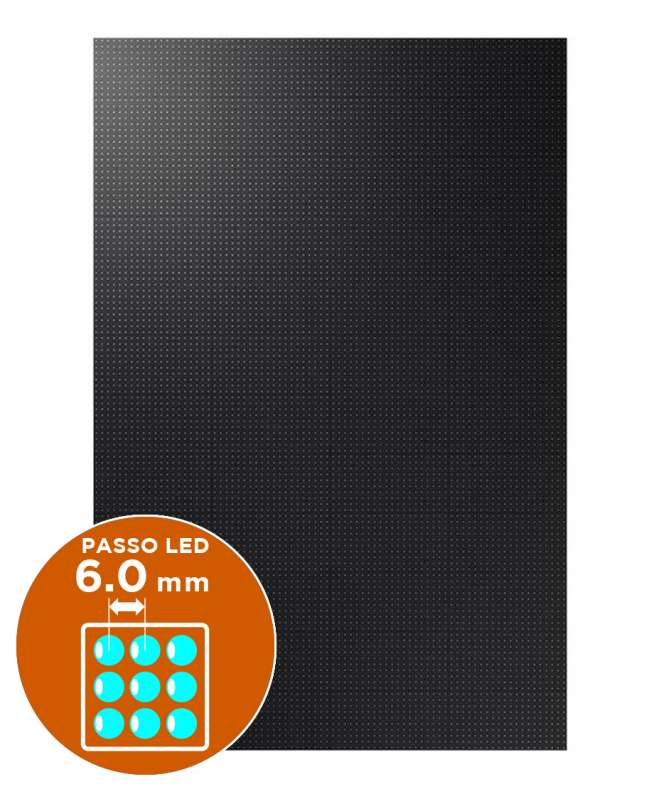 Samsung led per interni IF060H-D 1200 cd