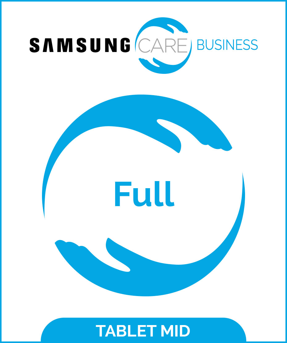 Tablet Samsung Care Full