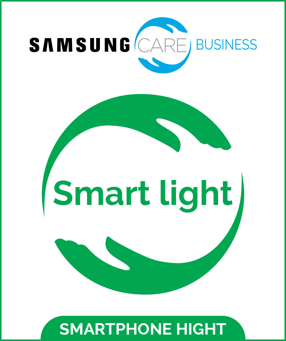 Smartphone Samsung Care Smart Light
