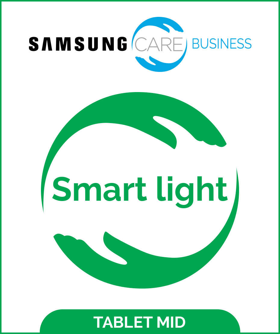 Tablet Samsung Care Smart Light