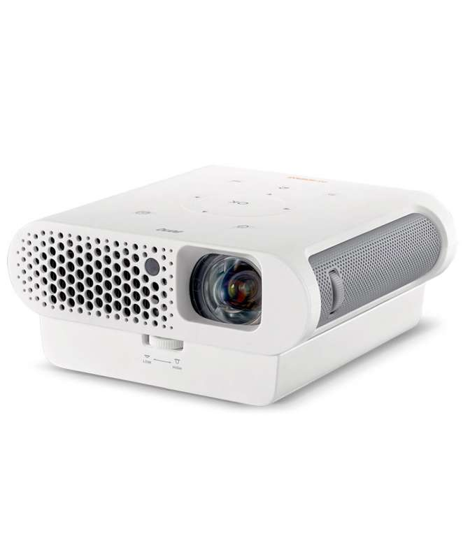 Proiettore BenQ mod GS1 portatile LED da esterno Luminosità AL 300