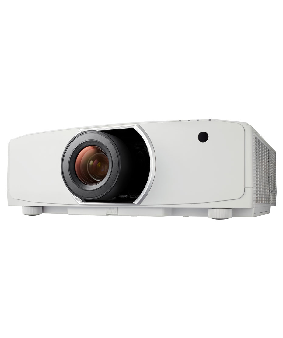 Proiettore NEC Lcd Professional mod PA803U Luminosità AL 8000 + lente NP13ZL