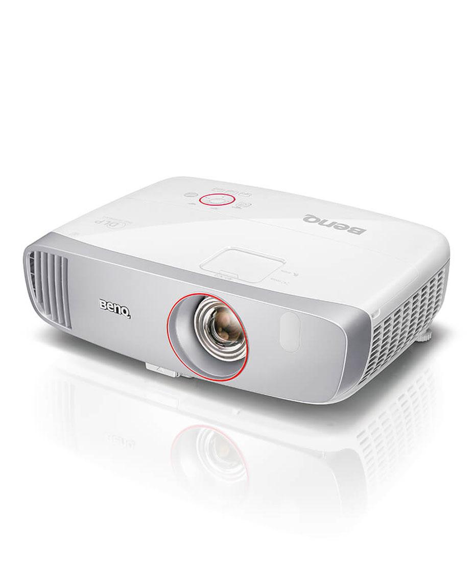 Proiettore BenQ mod W1210ST ottica corta Luminosità AL 2200