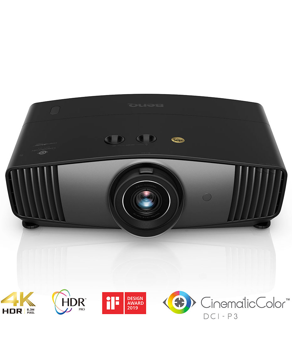 Proiettore BenQ mod W5700 True 4K UHD Luminosità AL 1800
