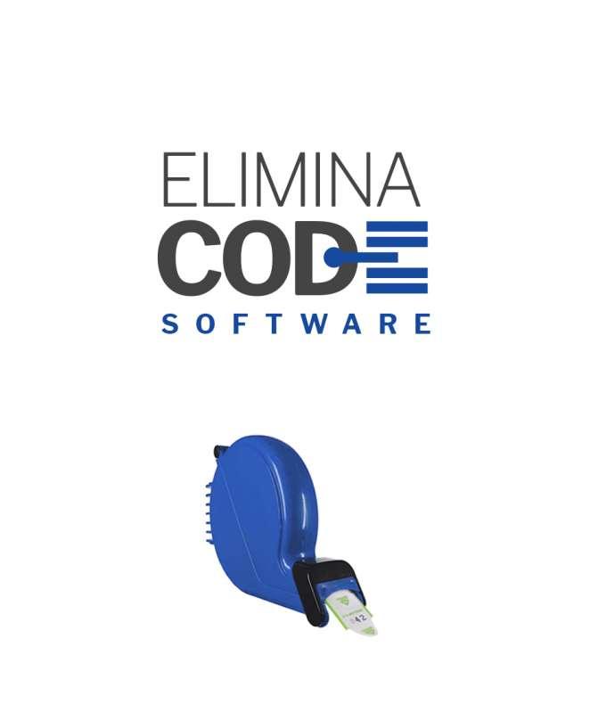 Software eliminacode + chiocciola ticket