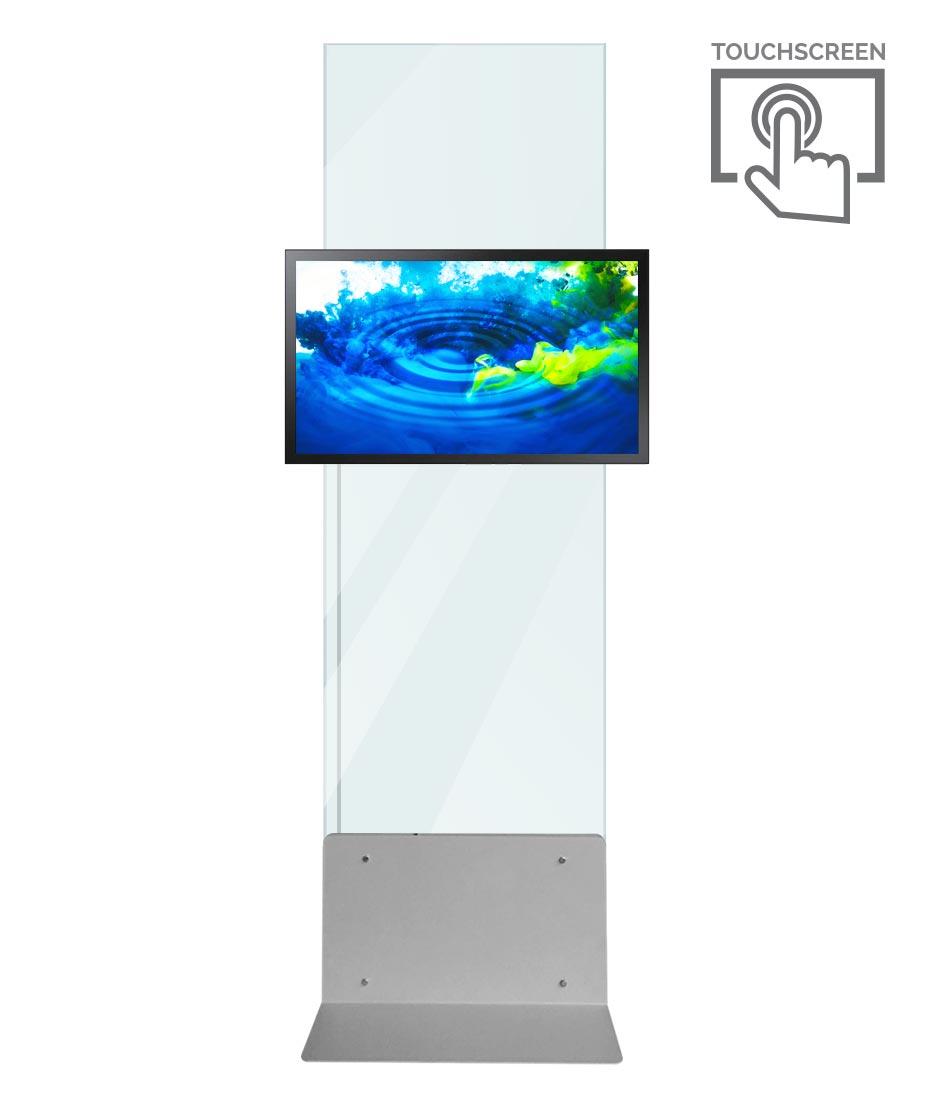 Totem Multimediale Monofacciale Mod. Domina L 32 TS