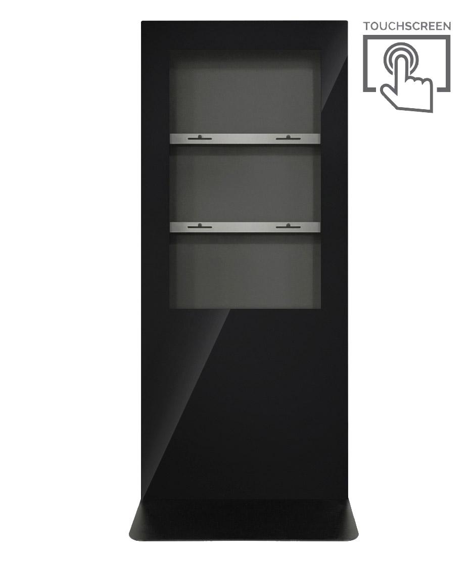 Struttura Totem Multimediale Bifacciale Mod. T49 TS