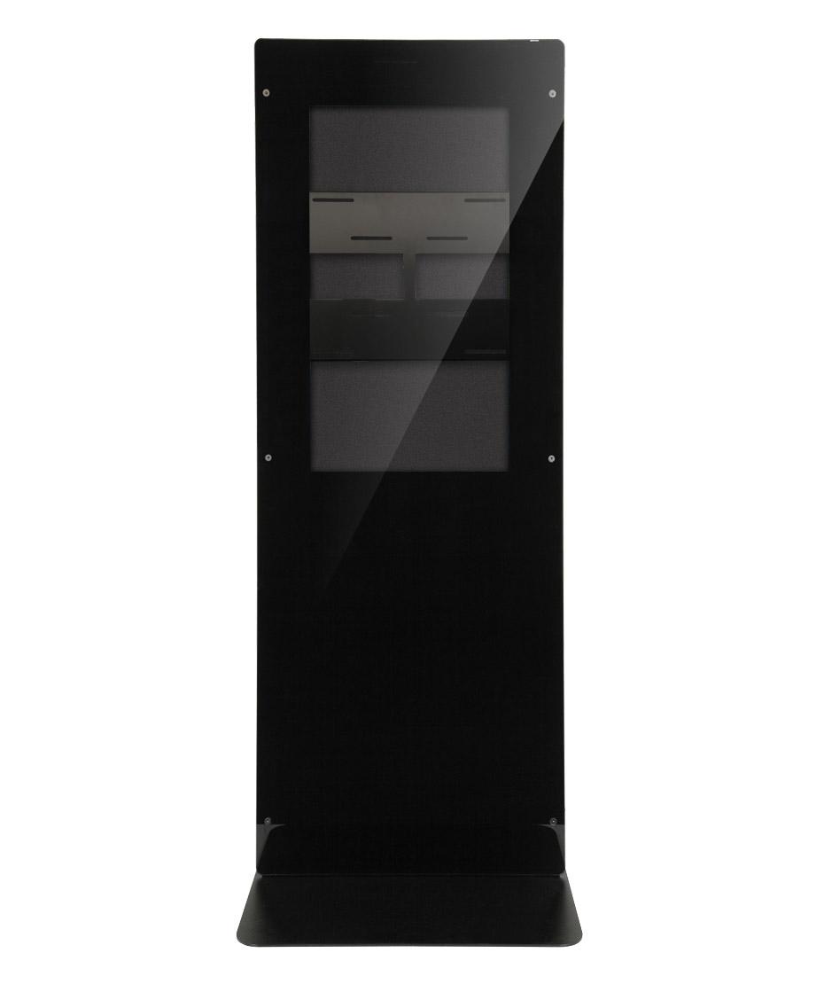 Struttura Totem Multimediale Monofacciale Mod. Newton 43