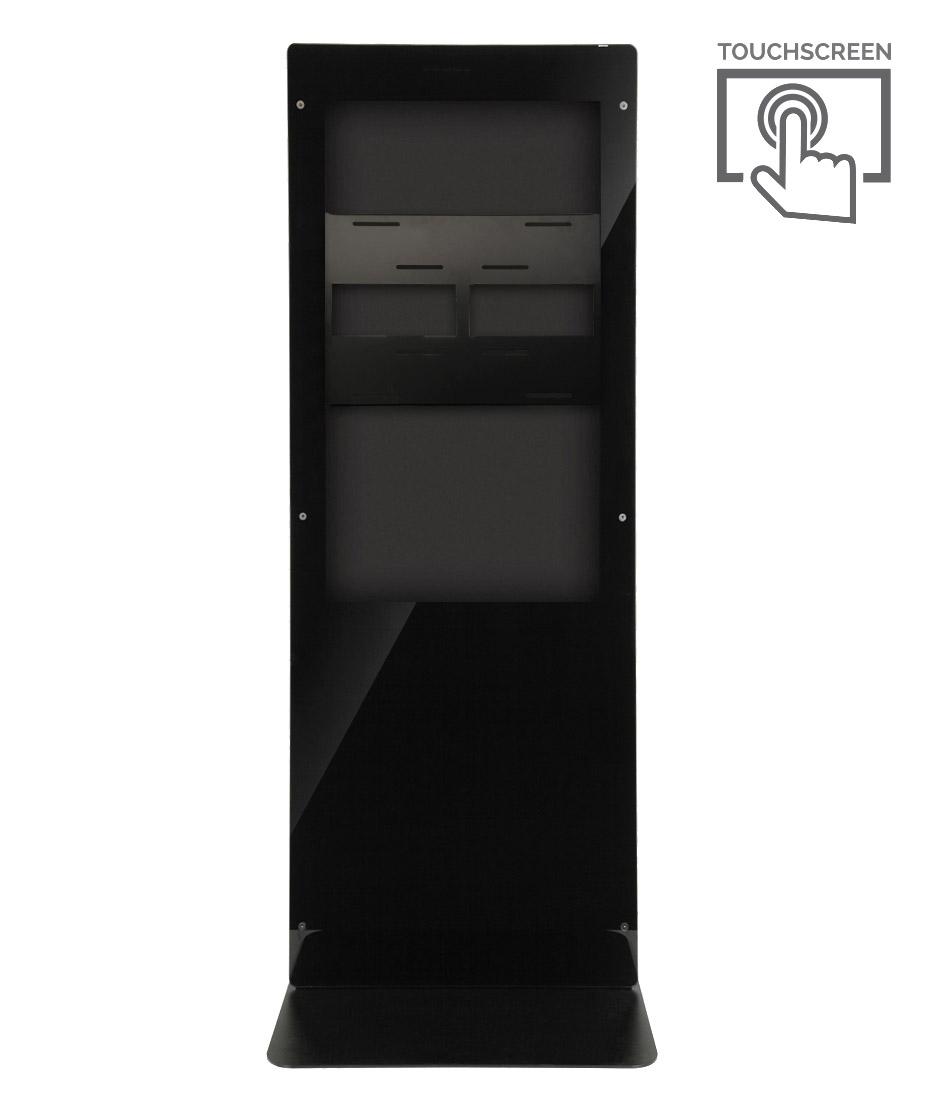 Struttura Totem Multimediale Monofacciale Mod. Newton 49 TS