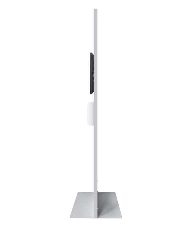 Totem Multimediale mod. Domina Health L 32 con dispenser gel automatico (disponibile da fine Maggio)