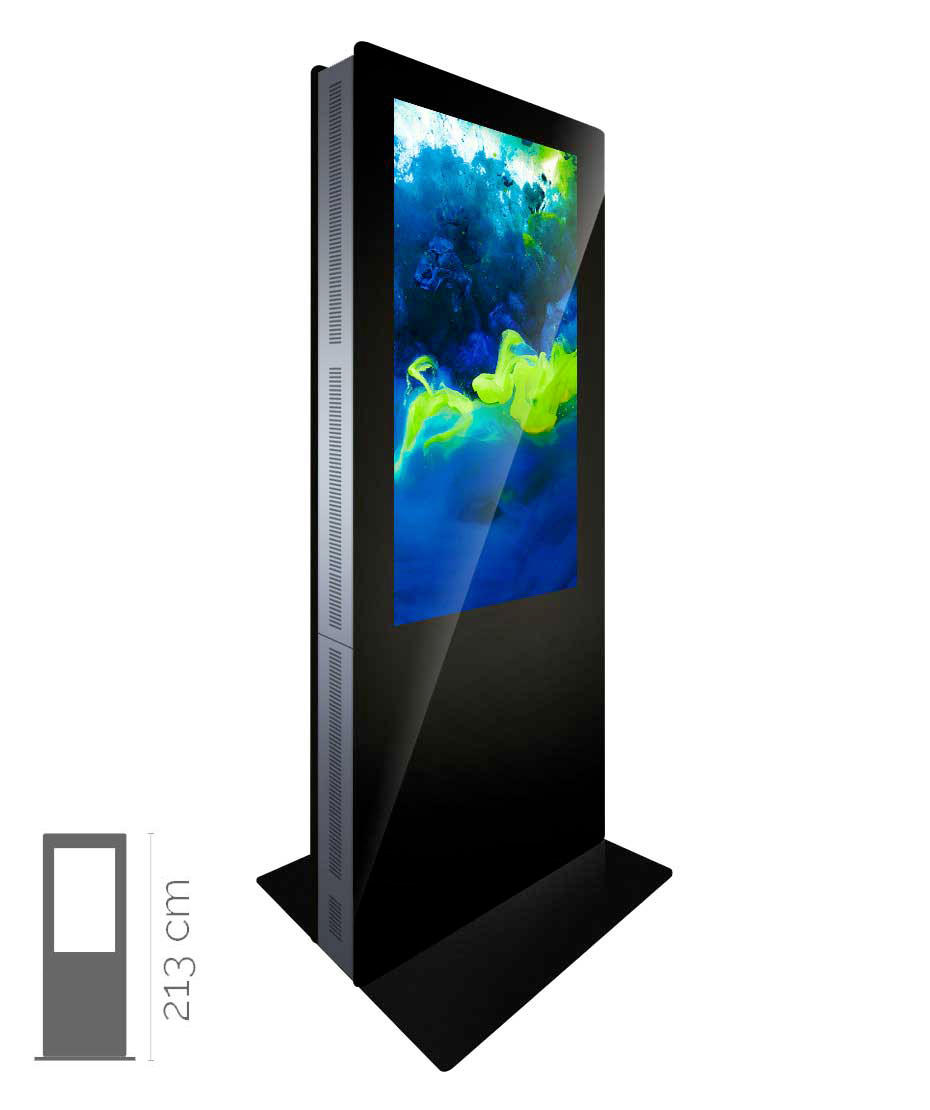 Totem Multimediale Outdoor IP56 Mod. ouTon 55