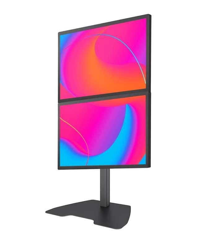 "Bundle da Vetrina con 2 monitor 46"" Samsung OM46N"