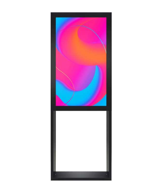 Totem Multimediale da Vetrina mod. Window 46
