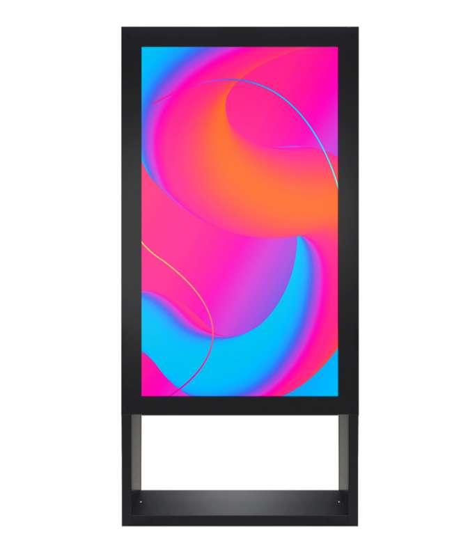 Totem Multimediale da Interno mod. Window Indoor 65