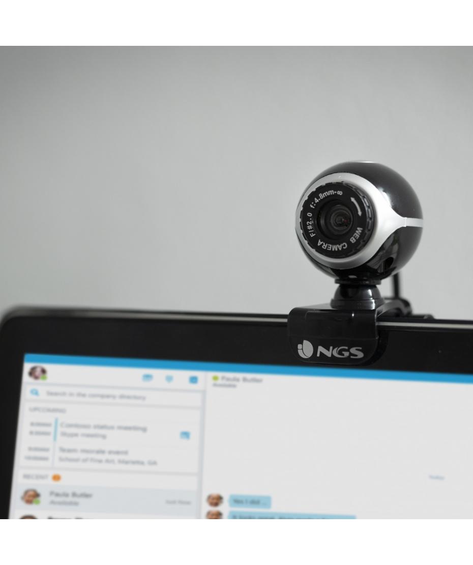 Webcam 300K con microfono
