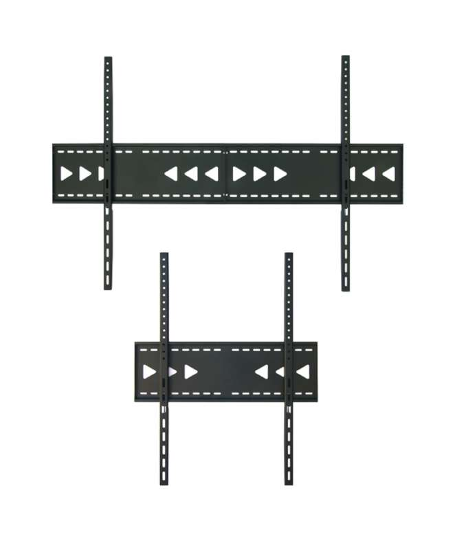 Staffa da muro Fix Big OM-SLIM1000