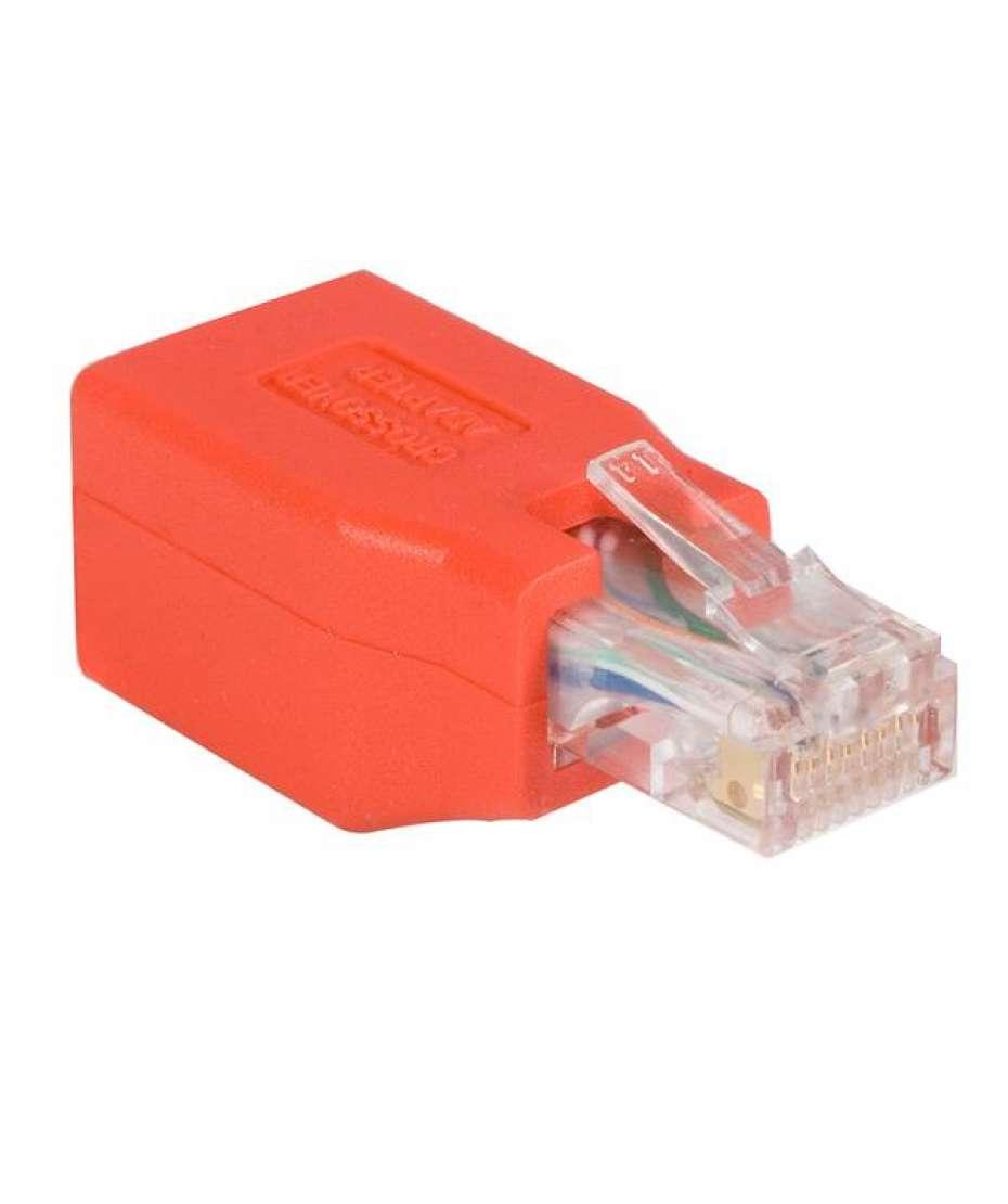 Adattatore Ethernet Gigabit Cat6 a trasversale