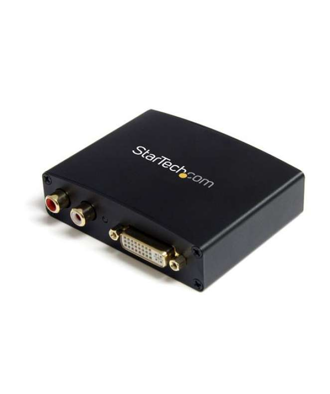 Convertitore video DVI a HDMI con audio