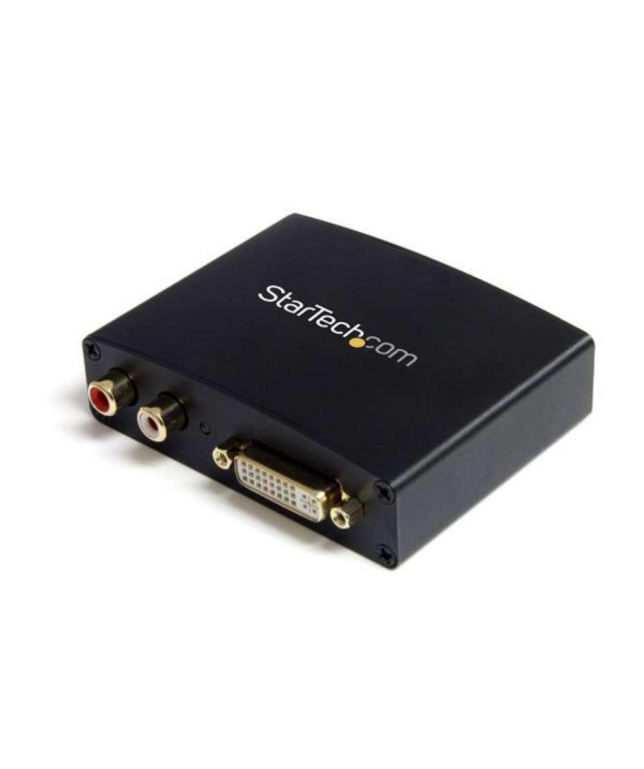 Convertitore video DVI a HDMI con audio
