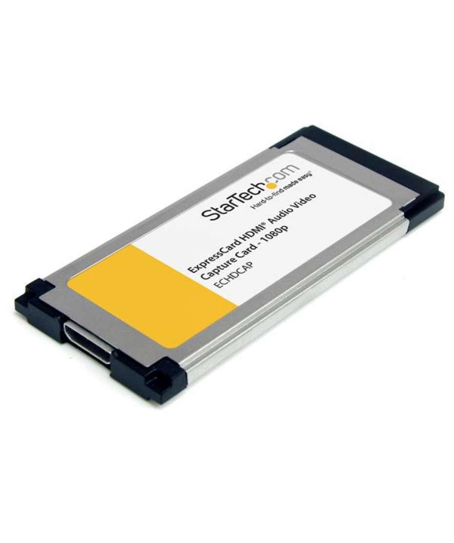 Adattatore scheda di acquisizione video HD HDMI a ExpressCard 1080p