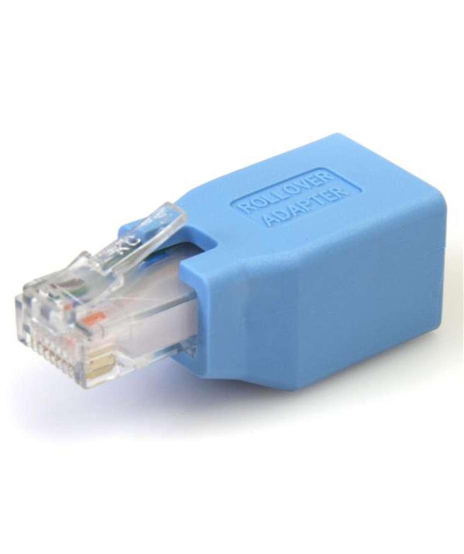 Adattatore cavo console Cisco per cavo Ethernet RJ45 M/F