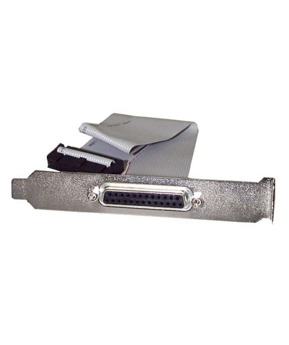 Adattatore / slot di espansione porta Parallela DB25 femmina a IDC 25 da 40cm
