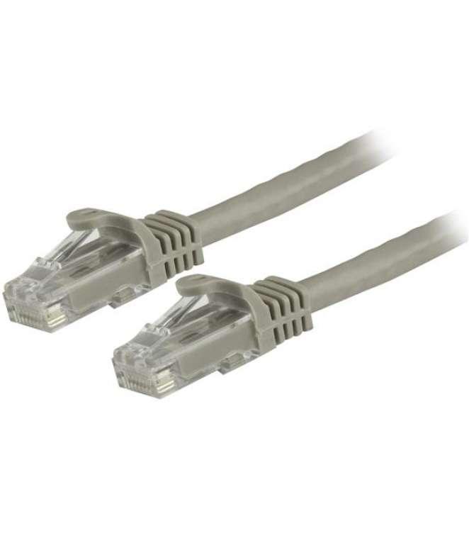 Cavo di rete CAT 6 - Cavo Patch Ethernet RJ45 UTP verde da 5m antigroviglio