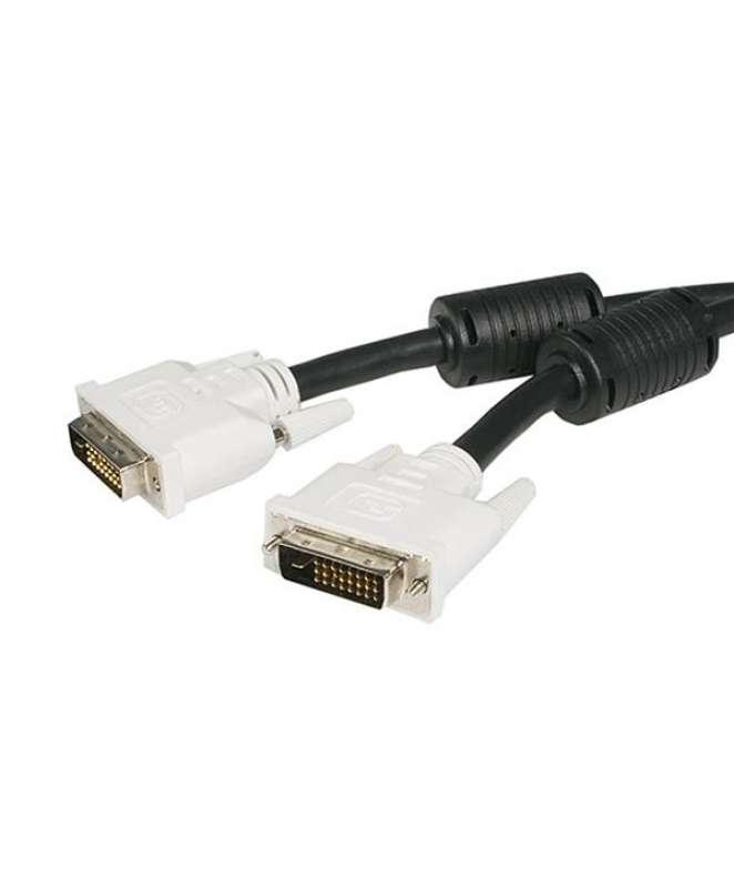Cavo DVI-D Dual Link per Monitor M/M - Cavo DVI-D per monitor Digitali maschio maschio 1920 x 1200 - 3 m