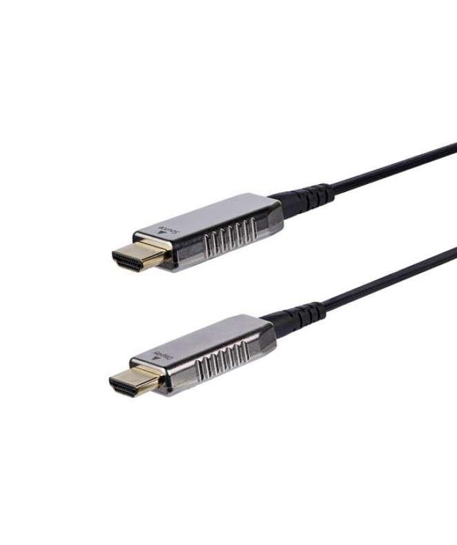 Cavo HDMI ad alta velocità Ultra HD 4k x 2k attivo a fibra ottica AOC da 30 m - M/M