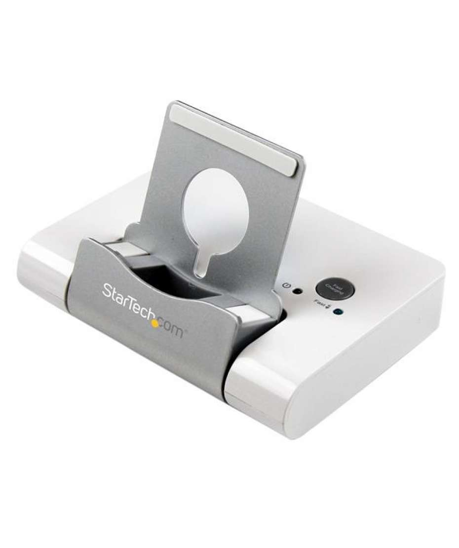 HUB USB 3.0 a 3 porte - Hub per laptop e tablet Windows + porta a ricarica rapida con Stand per Dispositivi