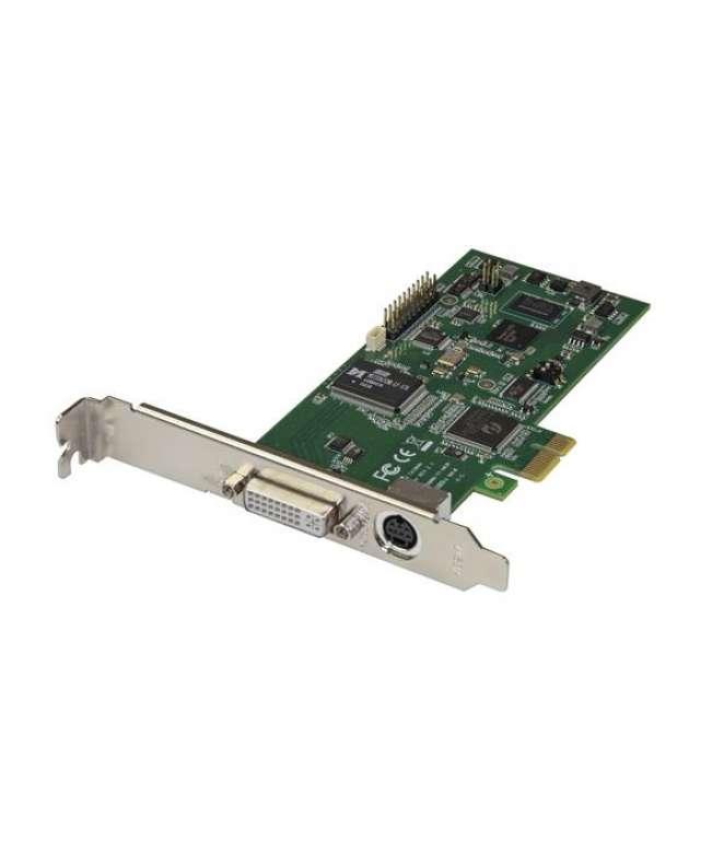 Scheda Acquisizione Video HD PCIe - Scheda cattura video HDMI, VGA, DVI o Video Component a 1080p 60 FPS