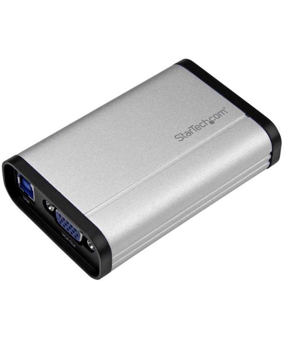Scheda Acquisizione Video USB 3.0 a VGA - 1080p 60fps - Alluminio