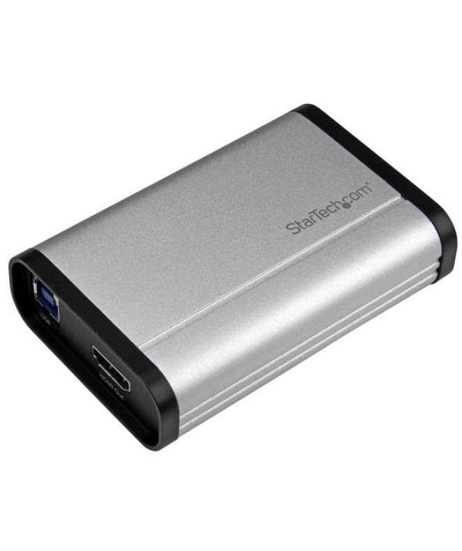 Scheda di Acquisizione Video HDMI ad alte prestazioni per USB 3.0 - 1080p 60fps - Alluminio