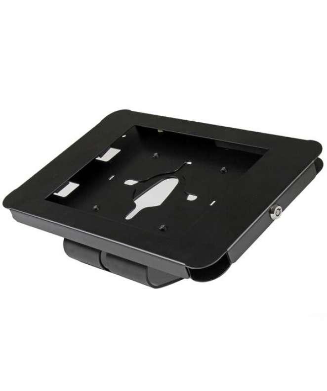 Stand Antifurto con chiave per iPad - Montabile a Parete o Scrivania - Metallo