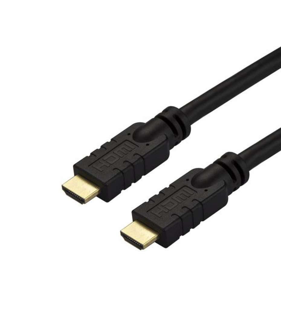 Cavo attivo HDMI ad alta velocità 4K 60Hz da 10m - Certificato CL2