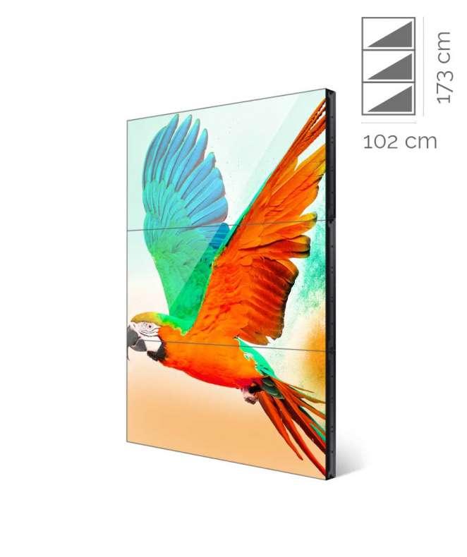 Videowall Samsung Mod. UD46E-A 1x3
