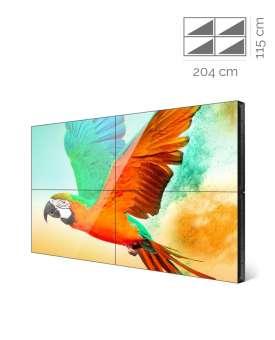 Videowall Samsung Mod. UD46E-B 2x2