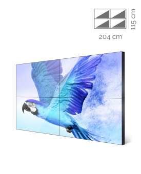 Videowall Samsung 46 pollici UM46N-E 2x2