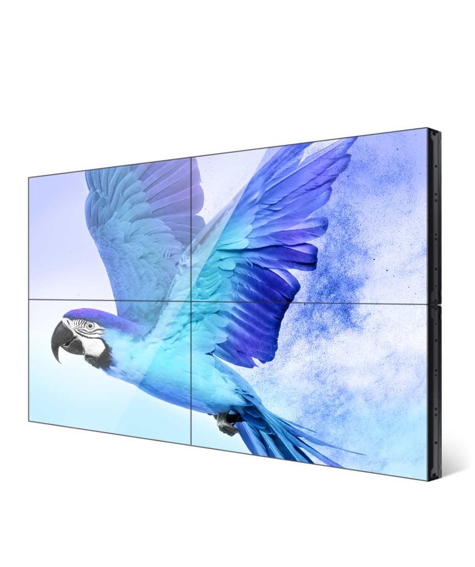 "Videowall Samsung 55"" Mod. VH55T-E 2x2"