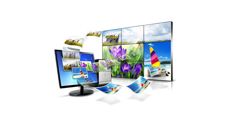 La tua schermata dal PC al videowall