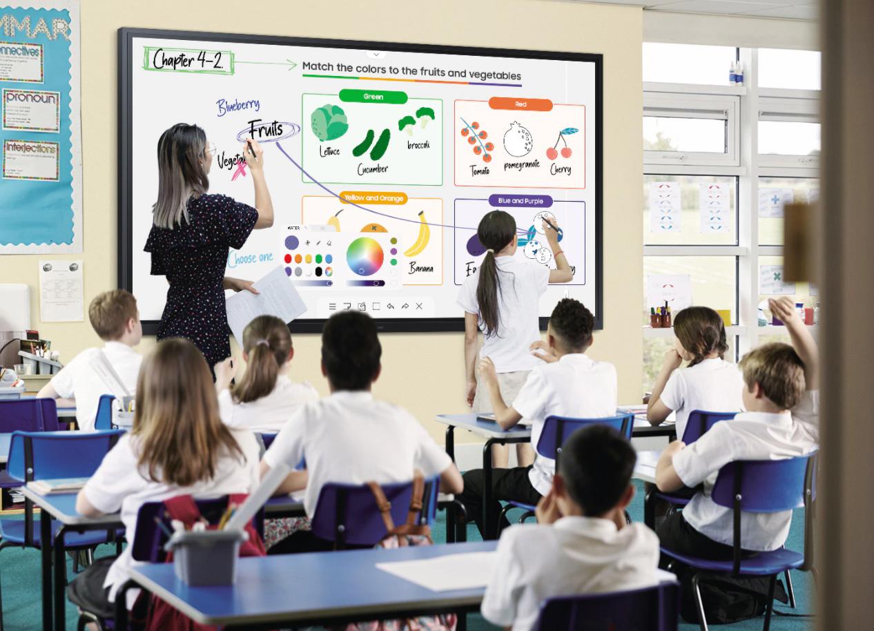 Crea la prossima generazione di apprendimento
