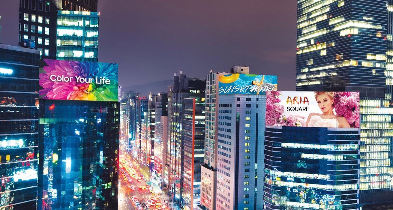 Rivitalizza la comunicazione LED outdoor tramite contenuti uniformi e affidabili